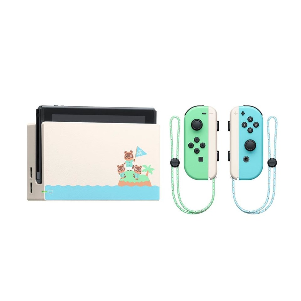 Consola Nintendo Switch 1.1 Animal Crossing - Special Limited Edition