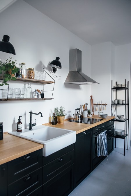 Our Home Stories Ikea Kitchen Remodelista 5