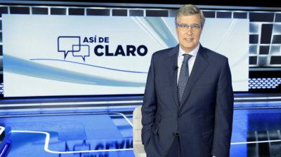 TVE fulmina 'Así de claro' por sus lamentables audiencias