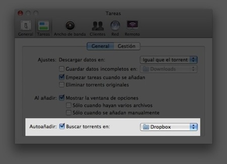 Usa DropBox para descargar tus torrents remotamente