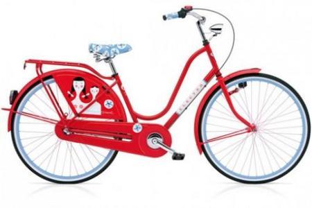 Bicicleta electra Amsterdam Madonna