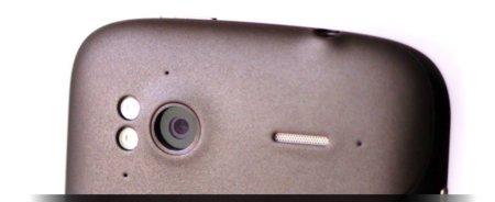 HTC Sensation, altavoz