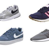 Zapatillas deportivas Nike y Adidas por menos de 40 euros en Amazon