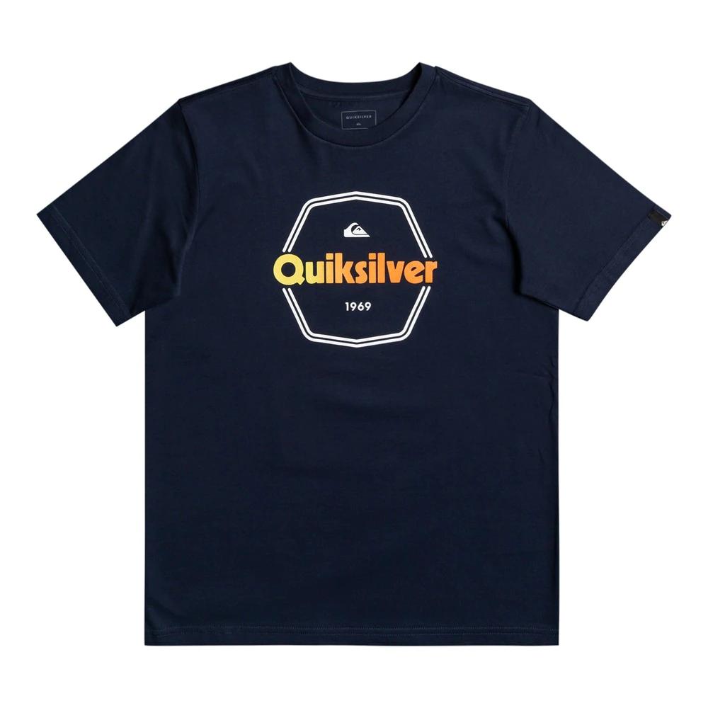 Camiseta de niños Hard Wired Quiksilver