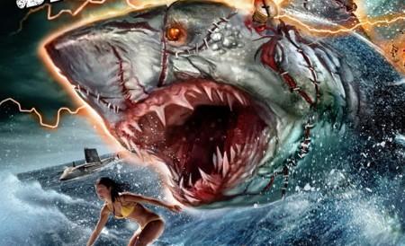 'Sharkenstein', tráiler de un nuevo disparate con tiburones