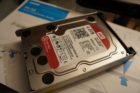 Discos Western Digital RED, probablemente la mejor opción disponible para cualquier NAS