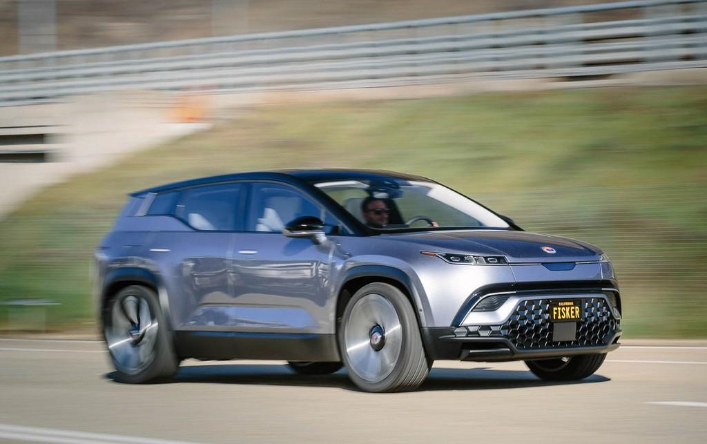 Fisker también quiere usar la plataforma para coches eléctricos MEB de Volkswagen en su SUV Ocean