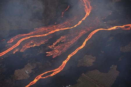 Postales desde Kilauea: Once imágenes que resumen toda la destrucción y la belleza que se esconden bajo el volcán