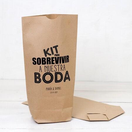 Kit Sobrevivir A Nuestra Boda
