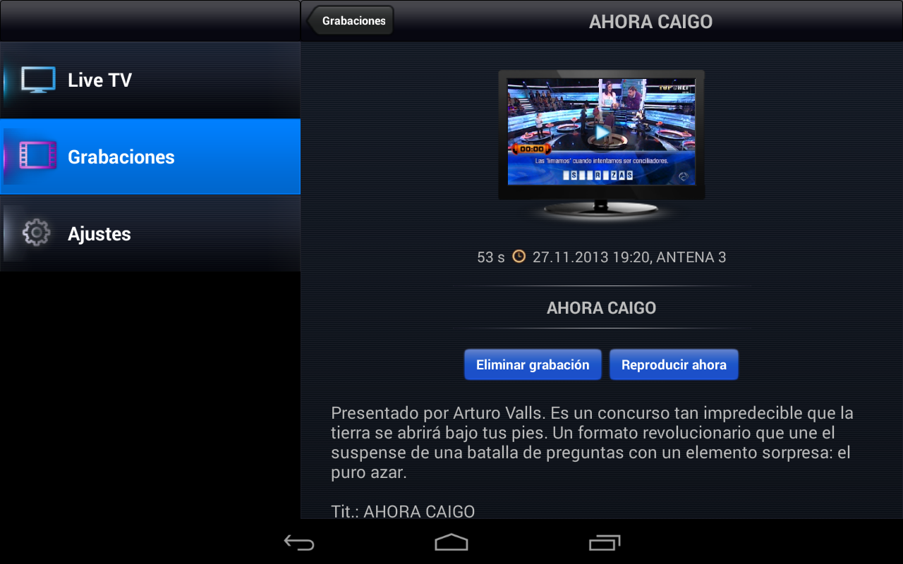 Foto de Android DVB-T TV Receiver (1/4)