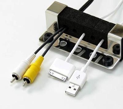 Bird Electron, para tener los cables organizados