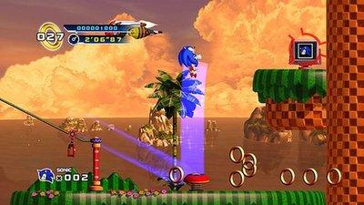 Importantes rebajas (sólo hoy) de Sonic en Xbox Live Arcade