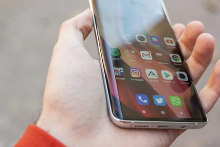 Pantalla curva en el Xiaomi Mi Note 10 Pro