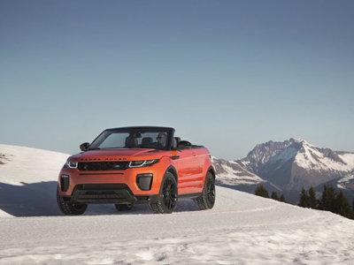 Range Rover Evoque Convertible, un SUV premium con dotes de libertad