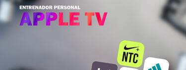 Apple TV, entrenador personal: nueve apps para mantenerse en forma desde casa