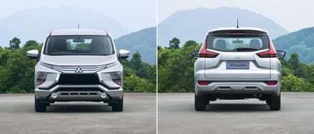 Mitsubishi Xpander Front Rear