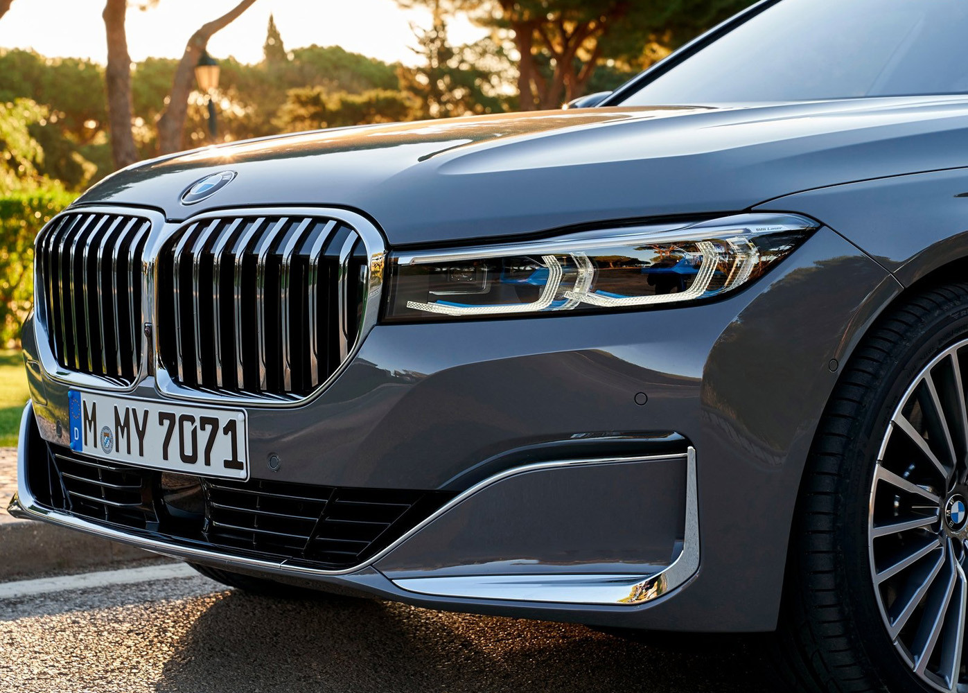 Foto de BMW y la evolución de sus riñones (13/18)