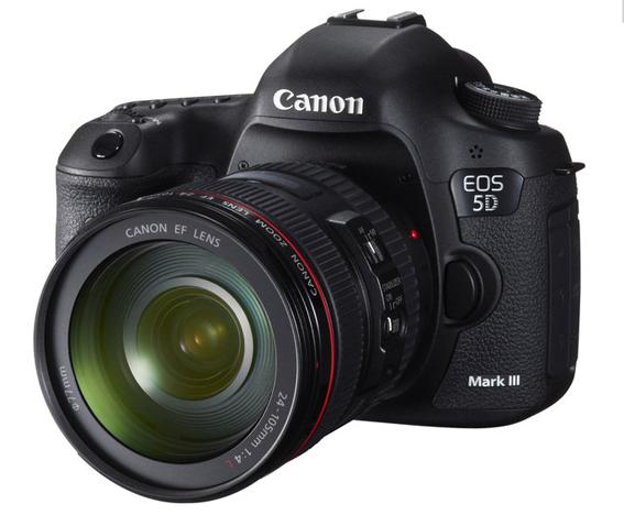 Canon lanza una importante actualización del firmware de la EOS 5D Mark III
