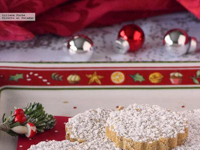 Cómo hacer polvorones de aceite. Receta de Navidad tradicional también para veganos