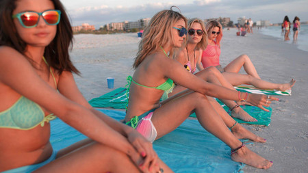 Spring Breakers Toalla