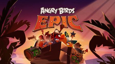 Angry Birds Epic: Ahora Rovio se mete en el mundo de los RPGs