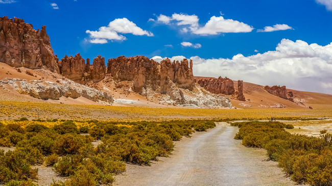 San Pedro De Atacama Chile