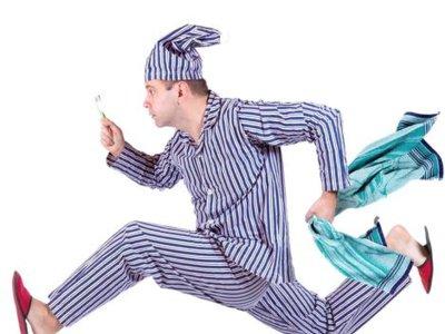 Si vas a los hoteles de Bruselas en pijama... ¡Pagas la mitad!