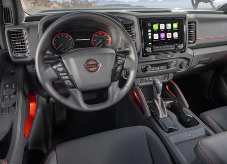 Nissan Frontier 2022 1600 0b