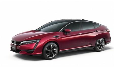 Honda FCV: la pila de combustible, a producción