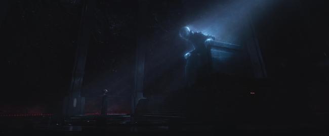 Kylo Ren And Snoke