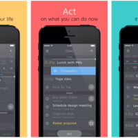 Glass Planner quiere que resumas todas tus tareas GTD en un calendario para iPhone