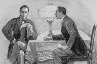 Sherlock Holmes... ¿original o plagio?