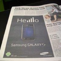 Imagen de la semana: Samsung haciendo amigos