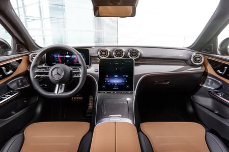 Mercedes Benz Clase C 2022 Precio Mexico 11
