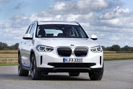 BMW iX3 Prueba 53