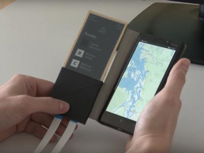 FlexCase es la funda que desde Microsoft desarrollan para potenciar el uso de nuestro smartphone