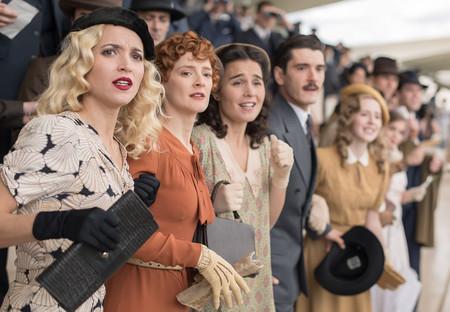 Estrenos De Netflix Las Chicas Del Cable