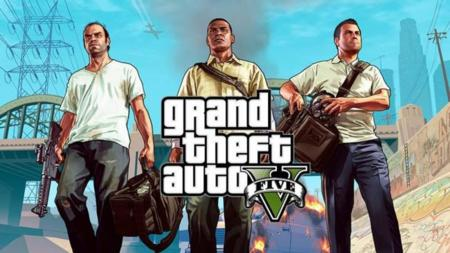 Un día, 800 millones para Grand Theft Auto V: imagen de la semana