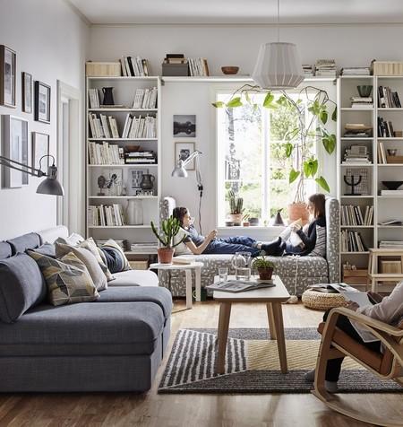 Cómo ordenar una librería