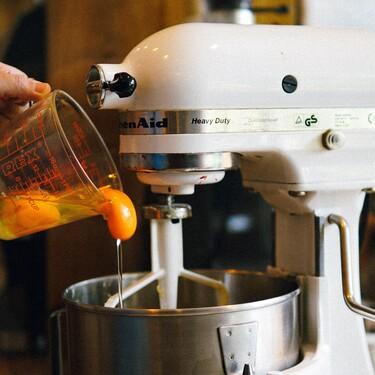 Las batidoras amasadoras ideales para preparar pan o bizcochos caseros y deliciosos