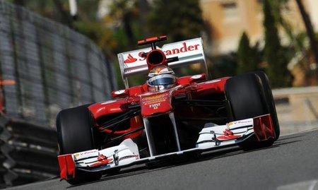 Fernando Alonso, el más rápido en las calles de Montecarlo