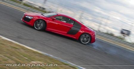 Audi R8 V10 S-Tronic, prueba (conducción y dinámica)