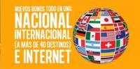 Jazztel estrena bonos de voz y datos en prepago, llamadas a más de 40 países incluidas