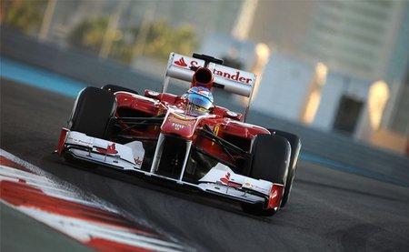 GP de Abu Dhabi F1 2011: Fernando Alonso saldrá desde la quinta posición, otra vez