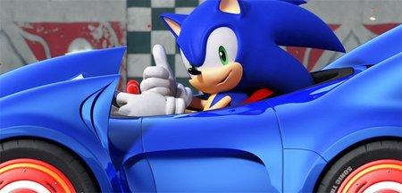'Sonic & Sega All-stars Racing' gratis en la AppStore