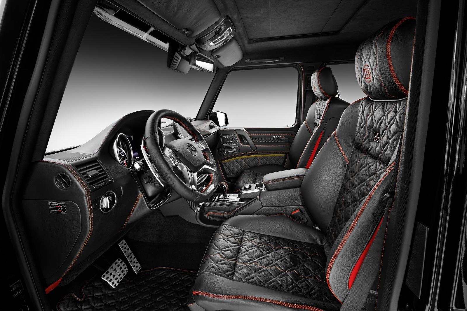 Foto de Brabus Mercedes-Benz G 500 4x4² (5/11)