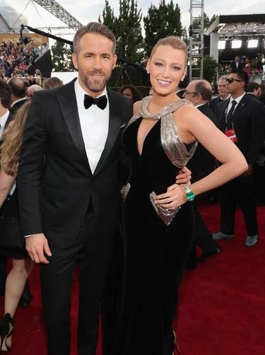 Globos de Oro 2017: El amor se pasea en la alfombra roja
