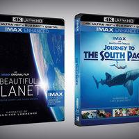 El formato Blu-ray UHD crece con la llegada de los primeros discos con soporte para IMAX Enhanced