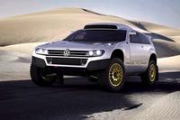 Volkswagen Race Touareg 3 Qatar. El todoterreno más versátil