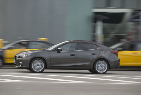 Mazda3 SportSedan 2013